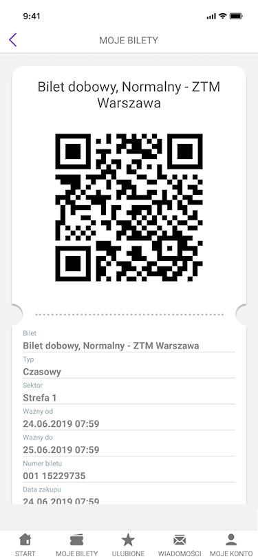 Bilety Komunikacji